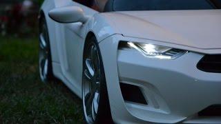 getlinkyoutube.com-En İyi Akülü Araba Henes Broon f8 Battery Operated Ride On Car
