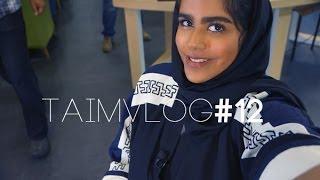 TAIM VLOG#12 | من وراء الكواليس / زايد جاب العيد وتوهّق