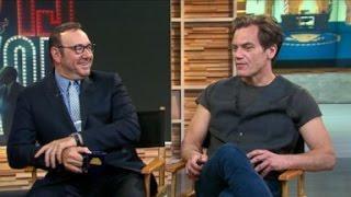 getlinkyoutube.com-How  Kevin Spacey, Michael Shannon Became 'Elvis & Nixon'