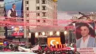 SEDAT PEKER'İN RİZE KONUŞMASI