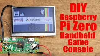 getlinkyoutube.com-DIY Raspberry Pi Zero Handheld Game Console (Part 1)