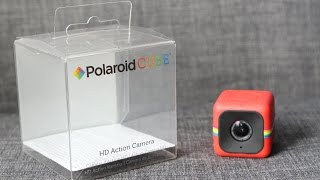 getlinkyoutube.com-Red Polaroid Cube Unboxing - A Small GoPro Like Action Camera