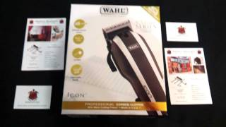 getlinkyoutube.com-Wahl Icon Clipper Unboxed