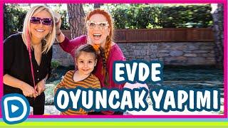 getlinkyoutube.com-Evde Oyuncak Yapımı - Zeliha Sunal ile