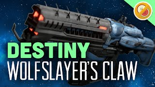 DESTINY Wolfslayer's Claw Prison of Elders Legendary Review (House of Wolves DLC)