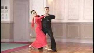 getlinkyoutube.com-Basic Tango Demo (Music) by Mirko & Alessia