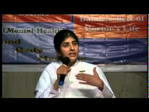 Conference on Mind Body Medicine by BK Shivani (SURAT, Guj.) 11th May 2014, 11.00am