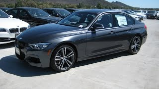 "getlinkyoutube.com-2016 BMW 340i M Sport Package / 19"" M Wheels / Exhaust Sound BMW Review"