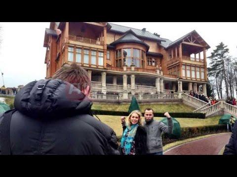 A1 Report - Ja rezidenca ku qendronte Janukovic,
