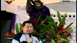 "getlinkyoutube.com-Hugo Chávez: ""Cristo!!! No me lleves todavia"""