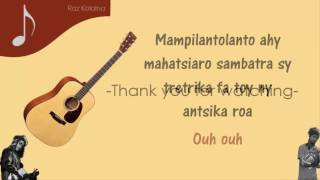 M'FLY AWAY - Nate ft. Farao - Lyrics