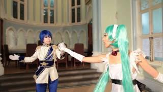getlinkyoutube.com-[Cosplay PV] Vocaloid Cendrillon