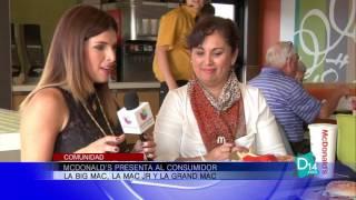 McDonald's presenta la nueva familia Big Mac