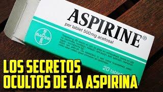 getlinkyoutube.com-►Los Secretos Ocultos De La Aspirina   Adelgaza La Sangre?