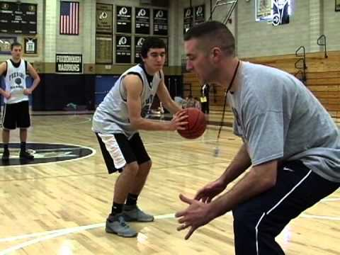 Basketball Drills - Individual Offensive Moves