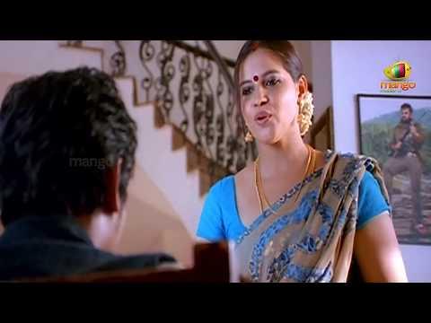 Jeeva looking at an aunty - Simham Puli Movie Scenes - Santhanam, Divya Spandana, Honey Rose