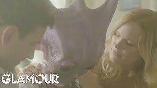 Video Series: Kaylien, Directed by Zoe Saldana - Zoe Saldana - Glamour Reel Moments