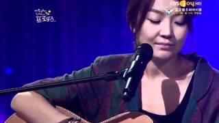 getlinkyoutube.com-자두 Live - '대화가 필요해' (KBS Joy 이소라의 두번째 프로포즈, 20120515 방송)