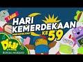 Didi & Friends | Lagu Merdeka 2016 #sehatisejiwa