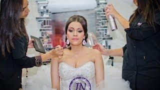 getlinkyoutube.com-Maquillage libanais pour la mariée