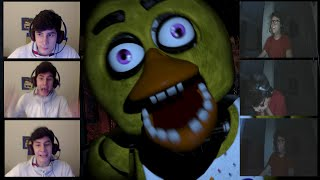 getlinkyoutube.com-MORREMOS DE SUSTO! - Five Nights at Freddy's MULTIPLAYER!