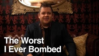 Worst I Ever Bombed: Patton Oswalt (Late Night with Jimmy Fallon)