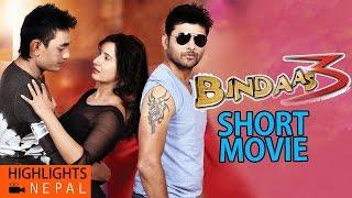 getlinkyoutube.com-BINDAAS 3   New Nepali Comedy Hot Short Movie 2016   Shuvechchha Thapa, Manish Karki