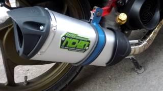getlinkyoutube.com-NOB1 Neo SS Dual Sound Exhaust + Tsukigi Pipe on Honda Spacy Fi