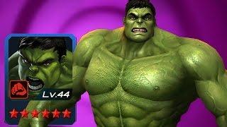 getlinkyoutube.com-Marvel: Future Fight - 6-Stars INCREDIBLE HULK [MAX RANK]