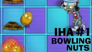 getlinkyoutube.com-Plants vs. Zombies 2 TEXTURE CHANGING! — Bowling Nuts