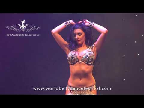 2016 World Belly Dance Festival - Exceptional Drum Solo by Alex Delora!