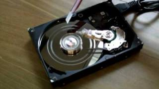 getlinkyoutube.com-Seagate Barracuda 7200.7 Grind Cutter