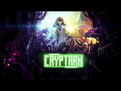 Cryptark (PS4)   © Alientrap 2017    1/1