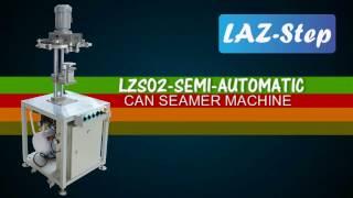 เครื่องปิดฝากระป๋อง รุ่น LZS02