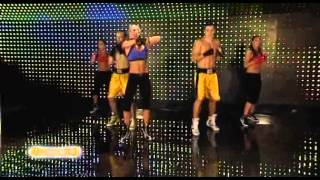 getlinkyoutube.com-Clubland The workout of your life with Deanne Berry фитнес, танцы, 2010