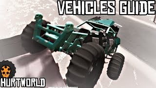 getlinkyoutube.com-HURTWORLD: VEHICLES GUIDE - What You Need To Know