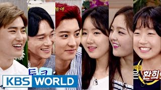 getlinkyoutube.com-Happy Together - Trusty Young Idols and Actors  Special [ENG/2016.07.14]