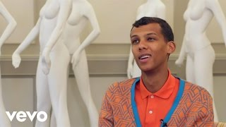 getlinkyoutube.com-Stromae - VEVO News: Papaoutai