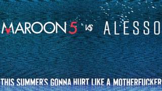 "getlinkyoutube.com-Maroon 5 vs. Alesso- ""This Summer"" (Explicit)"