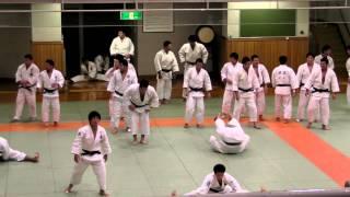 getlinkyoutube.com-Judo Training - Kodokan Japan