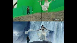 getlinkyoutube.com-Making Of Bahubali - 2 Official || VFX shots | 2016 Latest