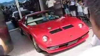 getlinkyoutube.com-ランボルギーニ イオタ のエンジン音を聞こう!Lamborghini JOTA #4990