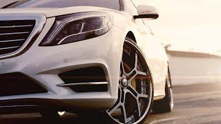 getlinkyoutube.com-Rim Source Mercedes S550 24 Inch Forgiato GTR