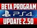 PS4 Starts Beta Testing Program ▶ Suspend / Resume Coming in 2.50 Firmware Update