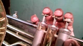 getlinkyoutube.com-Trombon ( 1) hermosa experiencia bamda ms