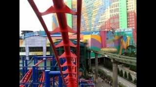 getlinkyoutube.com-Flying Coaster at Genting Highlands