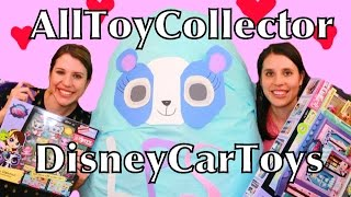getlinkyoutube.com-GIANT LPS Surprise Egg Kinder Toys DisneyCarToys & AllToyCollector Popular Littlest Pet Shop Video