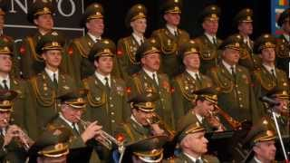 getlinkyoutube.com-Down Under ~ The Russian Red Army Choir and Ensemble