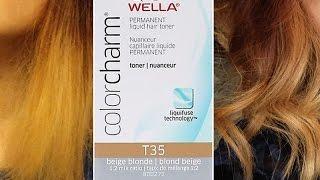 getlinkyoutube.com-WELLA Toner on Bleached Hair (with photos)