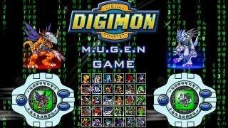 getlinkyoutube.com-DIGIMON M.U.G.E.N 2013 - BETA Download (free PC game) by RistaR87